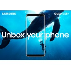 SAMSUNG S8 PLUS 64GB UNLOCKED Grade BC