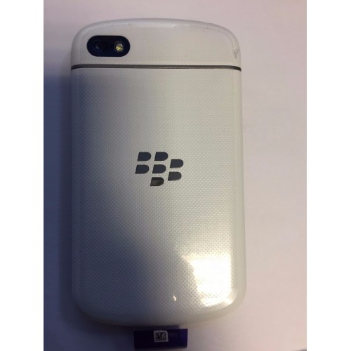Brand New Blackberry Q10 SQN100-3 White Smartphone Qwerty